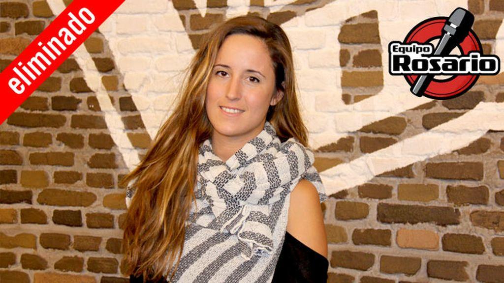 Odette Suárez, 26 años, equipo Rosario | Eliminada