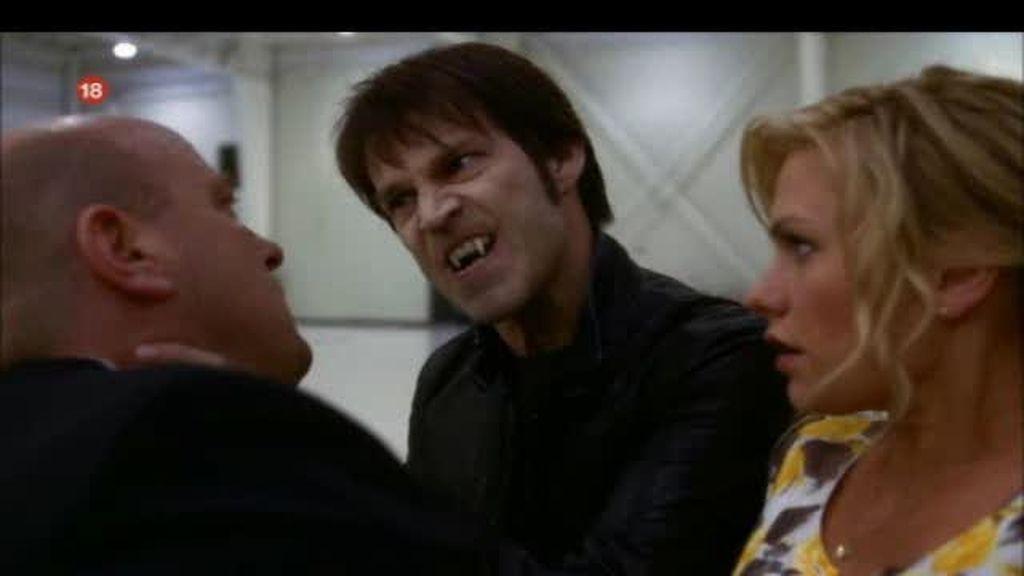 Promo True Blood. Los vampiros no son una broma