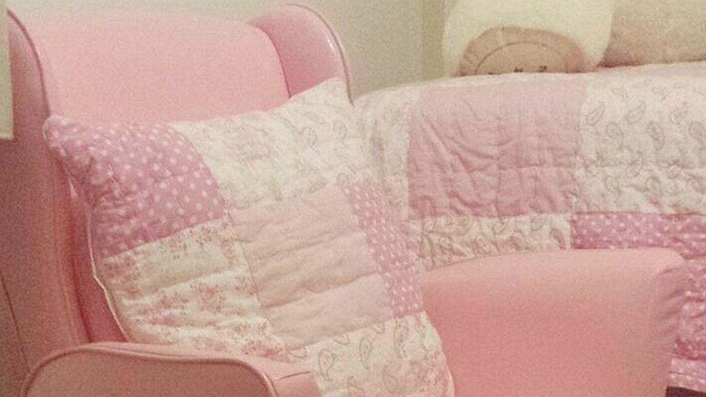 Elisa Sanchez-Muliterno escoge este bonito sofá como su 'punto d'