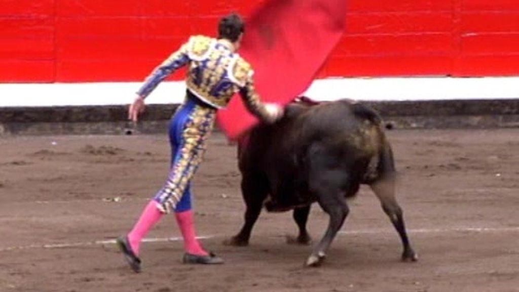 El diestro corneado ayer en Bilbao se encuentra estable