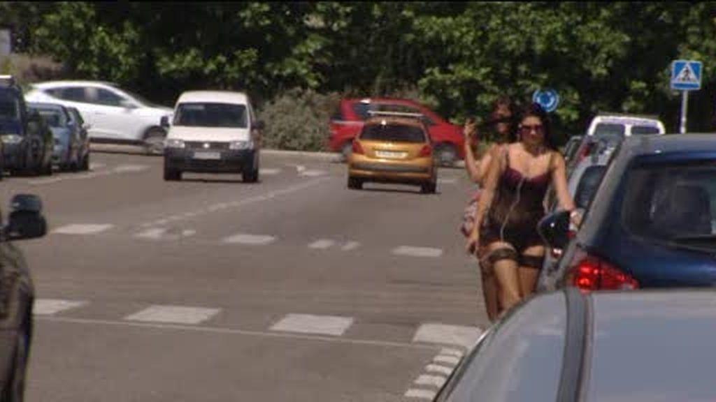 Más policía contra la prostitución