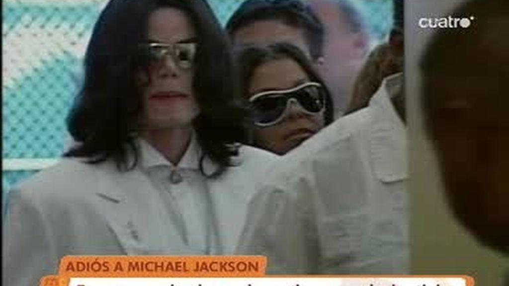 Michael Jackson, una vida llena de excentricidades y escándalos
