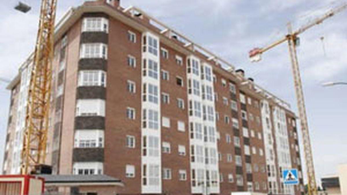 Los pisos cayeron el 6,8% durante el primer trimestre de 2009 según el Ministerio de Vivienda.