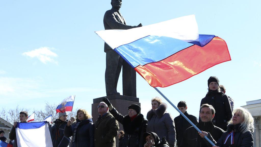 Crimea anuncia la nacionalización de las compañías estatales de petróleo y gas en su territorio
