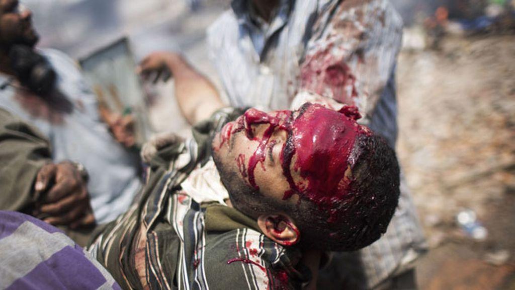 Egipto, vivir y morir en El Cairo