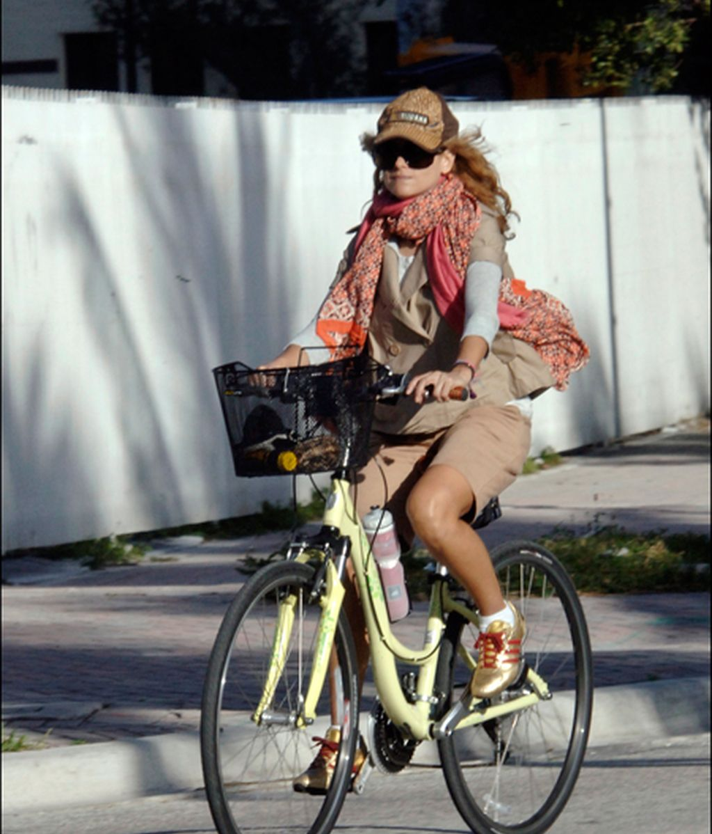 No sin mi bici: celebrities de Giro