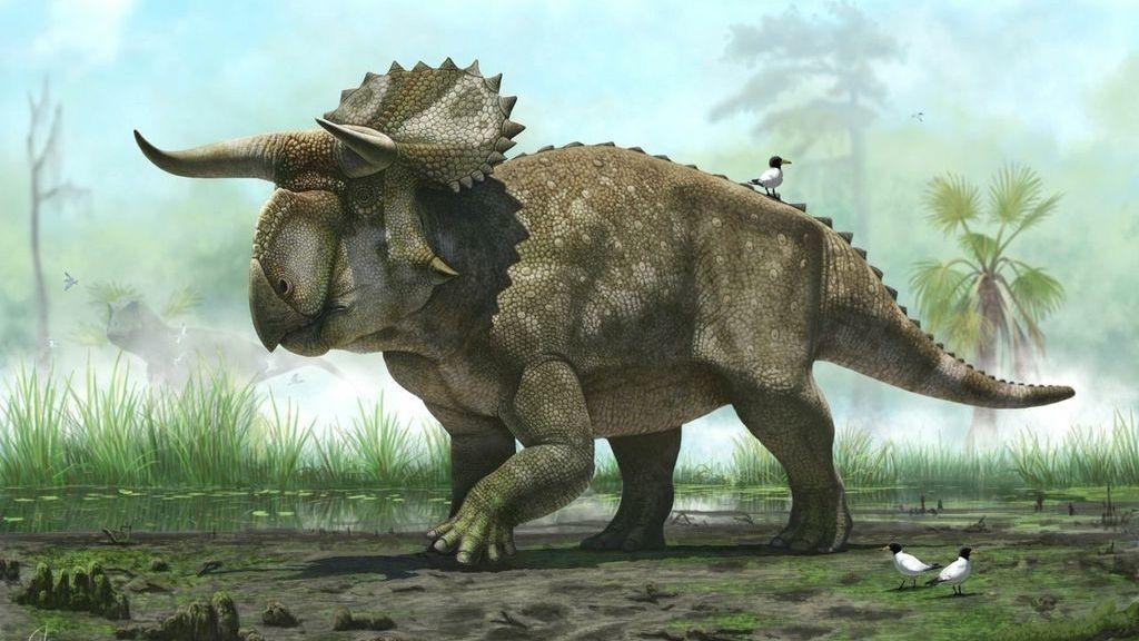 Hallan una nueva especie de dinosaurio que se caracterizaba por su enorme nariz
