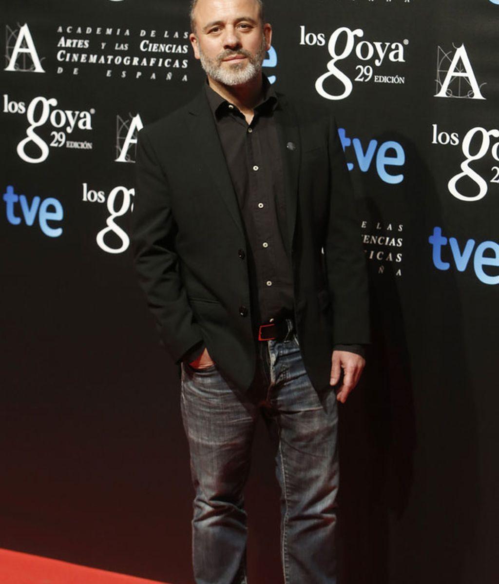Javier Gutiérrez, nominado a mejor actor