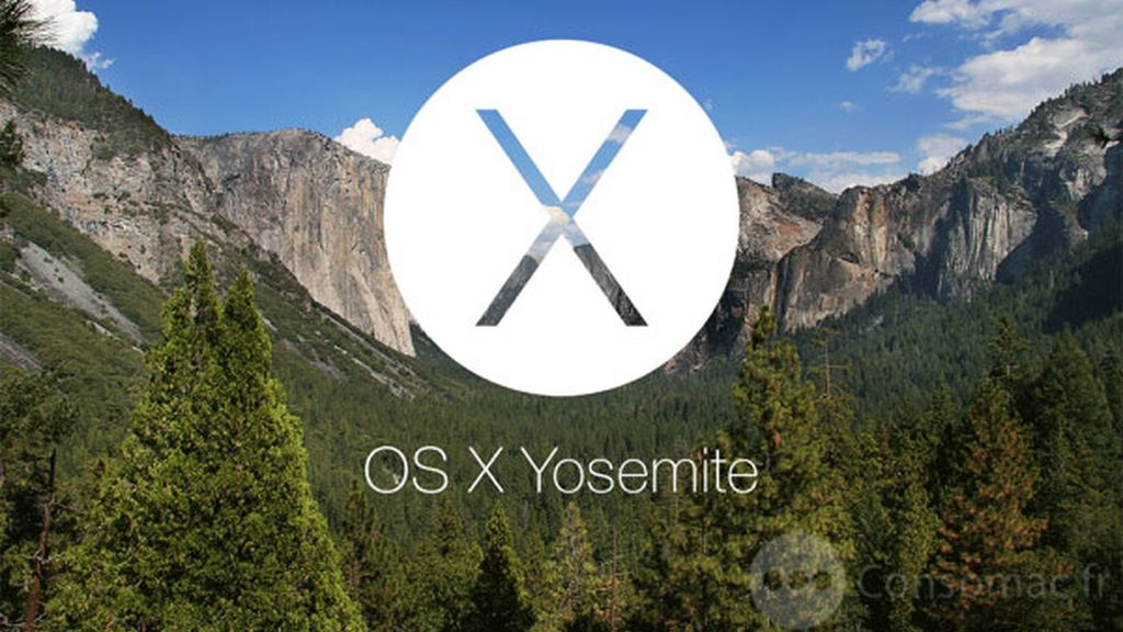 Apple,Golden Master,OS X Yosemite,Candidate 1.0