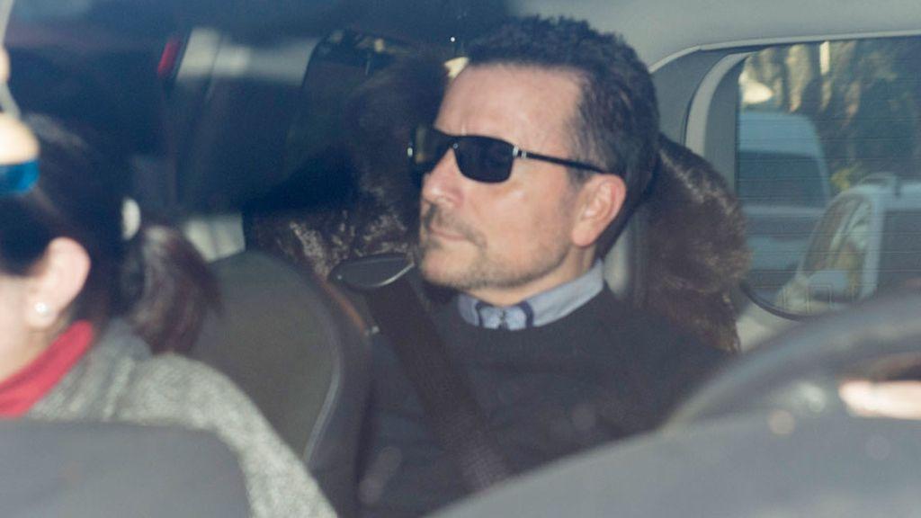 Ortega Cano sale de prisión en su primer permiso carcelario