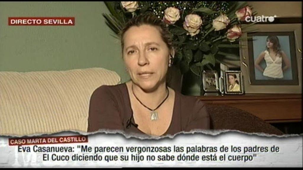 La madre de Marta del Castillo responde