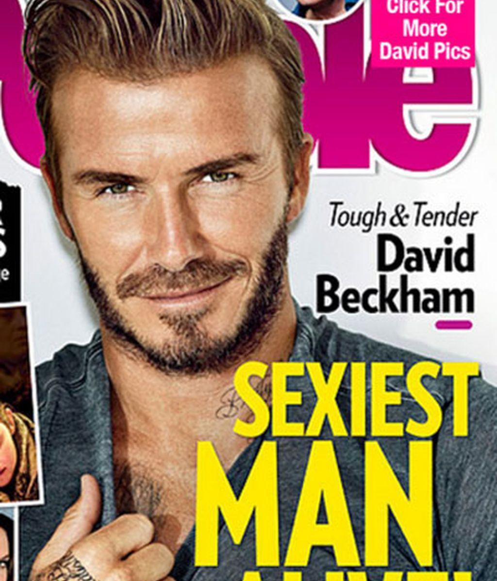 Según la revista 'People',David Beckham