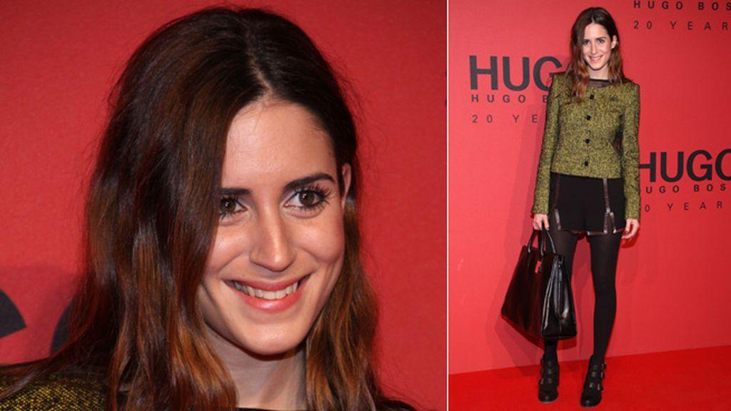 La blogger española, Gala González, se codeó con las estrellas de Hollywood