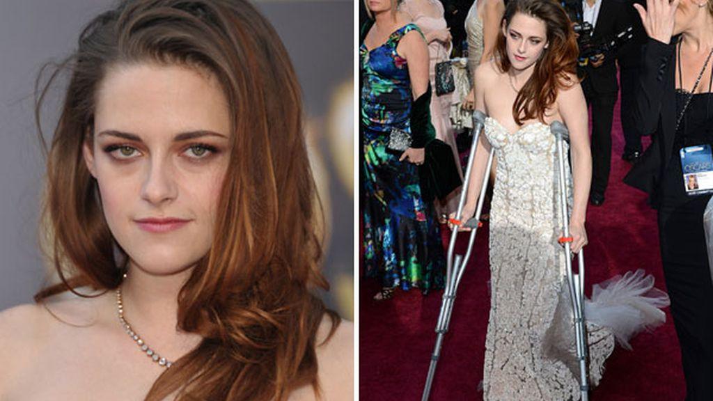 Kristen Stewart, en la gala de los Oscar