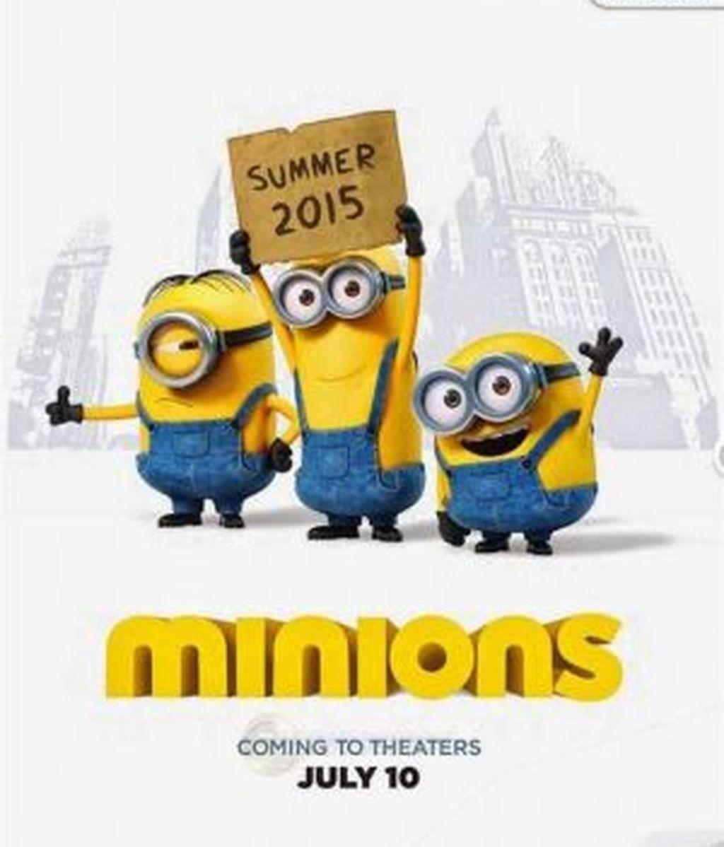 'Los Minions' regresan al cine