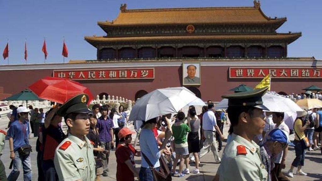 Aniversario en China