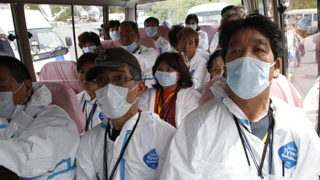 Los trabajadores de la central nuclear de Fukushima han sido evacuados
