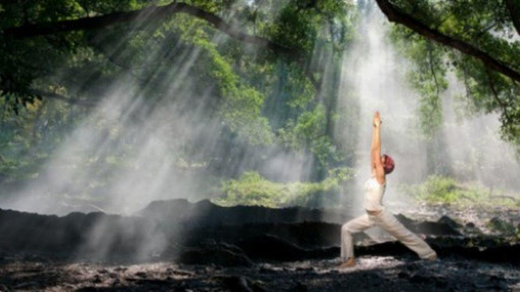 El yoga 'adormece' el envejecimiento