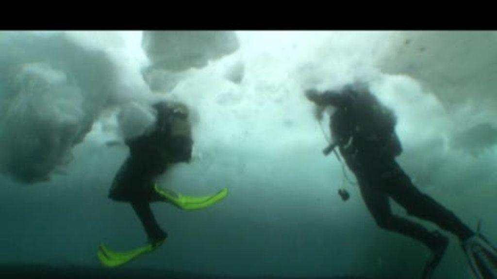 Promo Desafío Extremo: Buceo Ártico