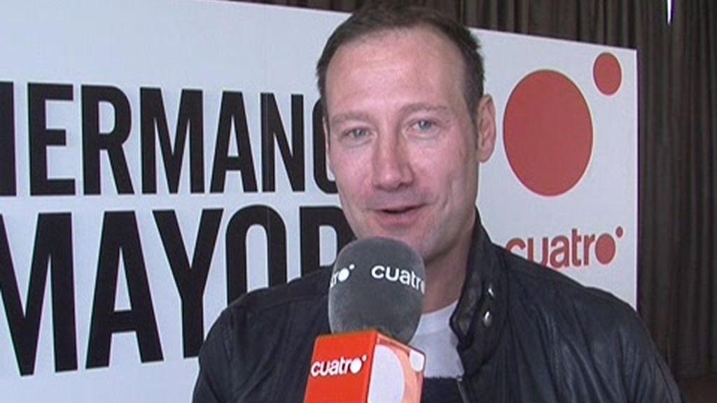 Exclusiva: Pedro García Aguado te adelanta la nueva temporada de Hermano Mayor