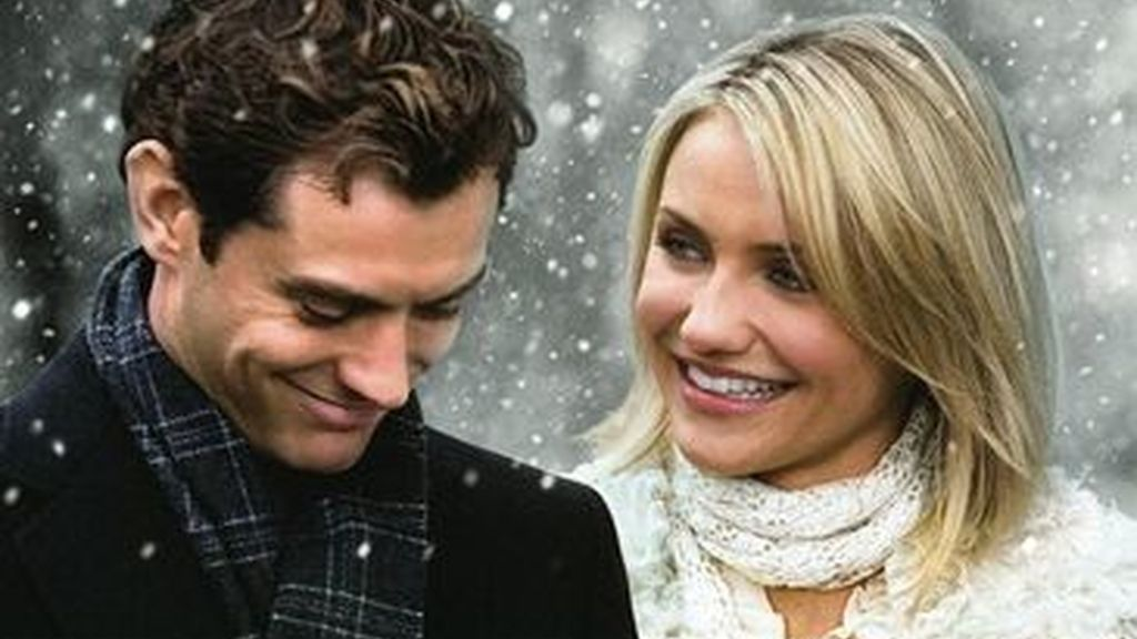 Cameron Diaz y Jude Law