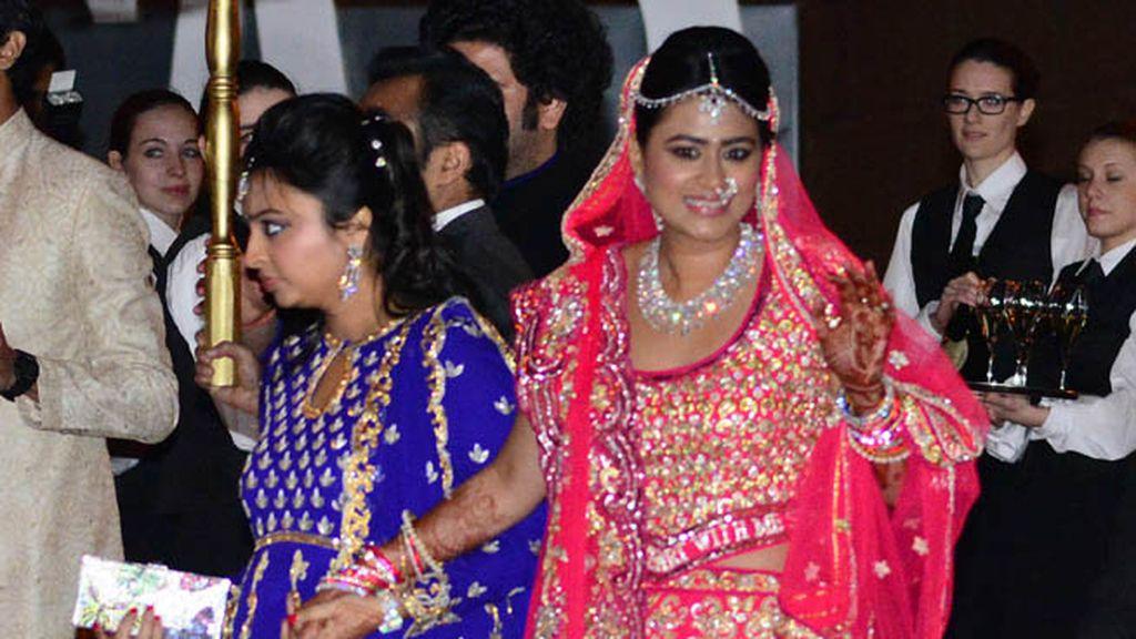 La novia, Shristi Mittal