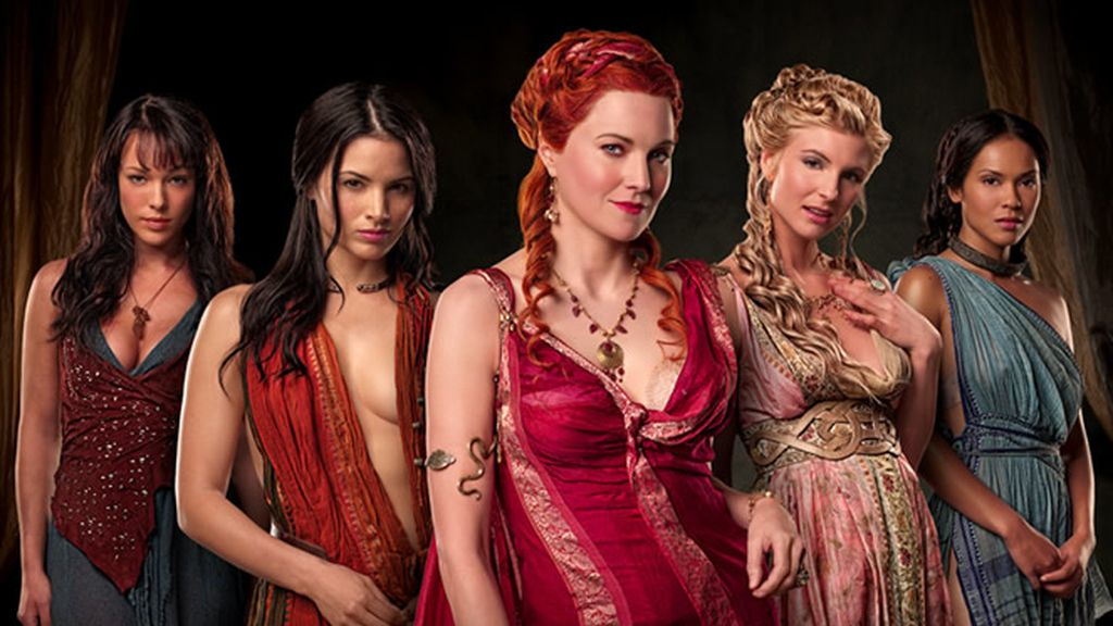 Las mujeres de Spartacus