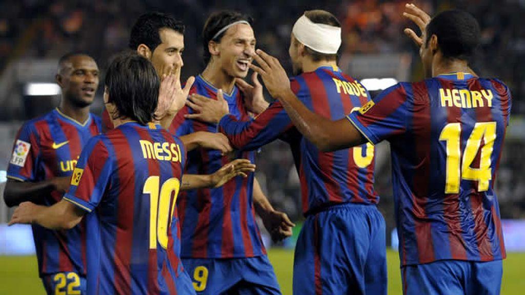 El Barcelona sigue imbatido