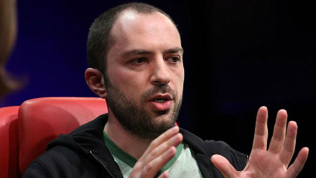 CEO de WhatsApp, Jan Koum