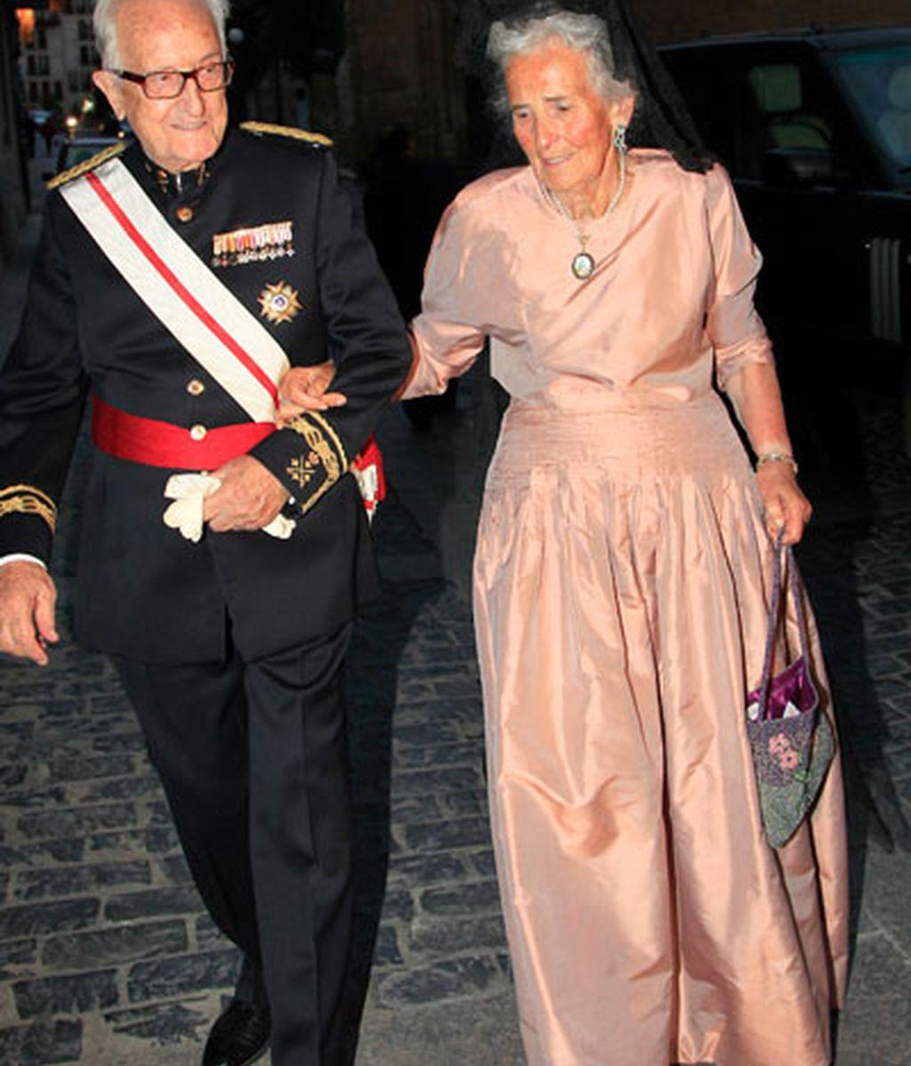 La 'campechana' boda Álvaro de Marichalar