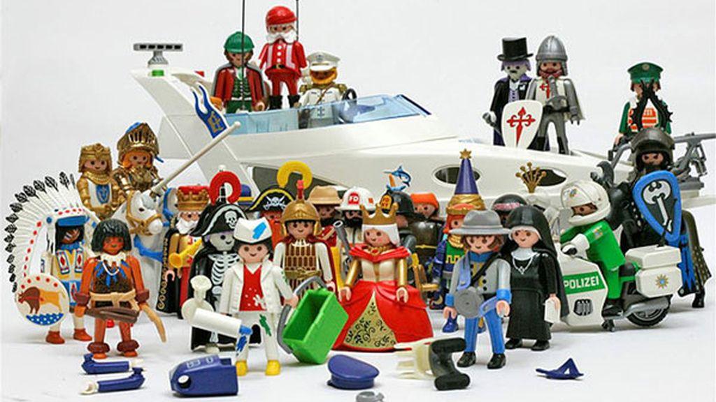 Los 'clicks' Su Tendrán Película Playmobil bfgY6v7y