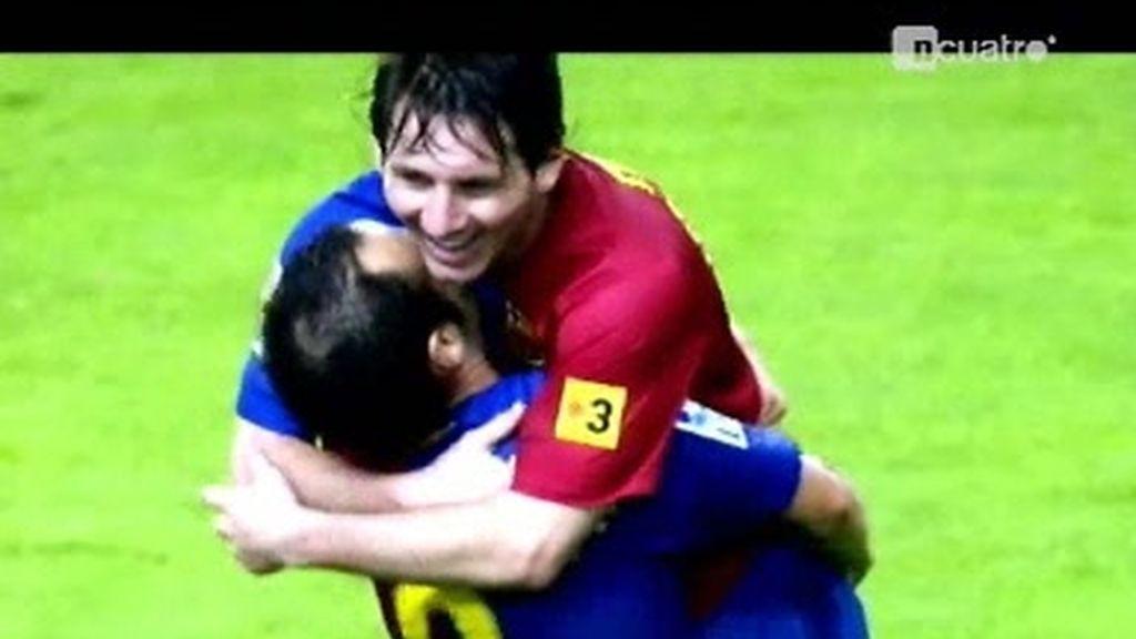 Ronaldo vs. Messi, Iniesta vs. Kaká, ¿tú con quién te quedas?