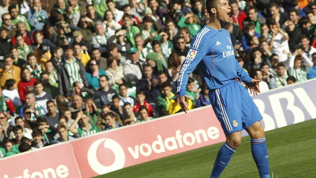 Betis - Real Madrid