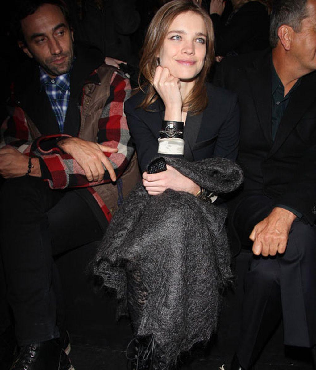 Carlota Casiraghi y Kate Moss, unidas por la moda