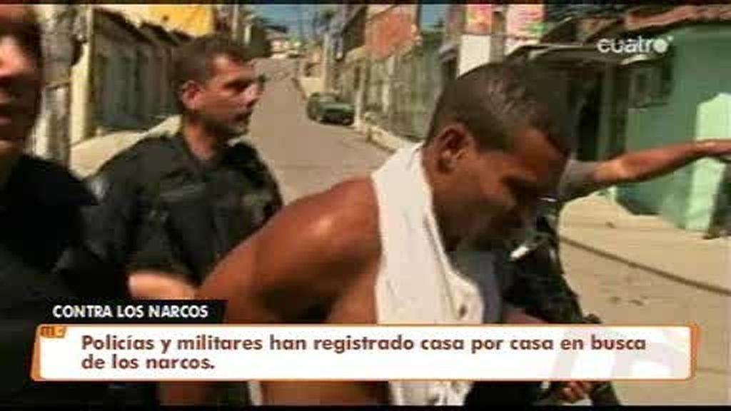 Narcotráfico en Brasil