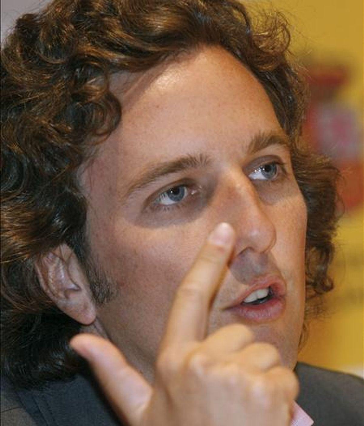 El director general del Instituto de la Juventud de España (INJUVE), Gabriel Alconchel. EFE/Archivo