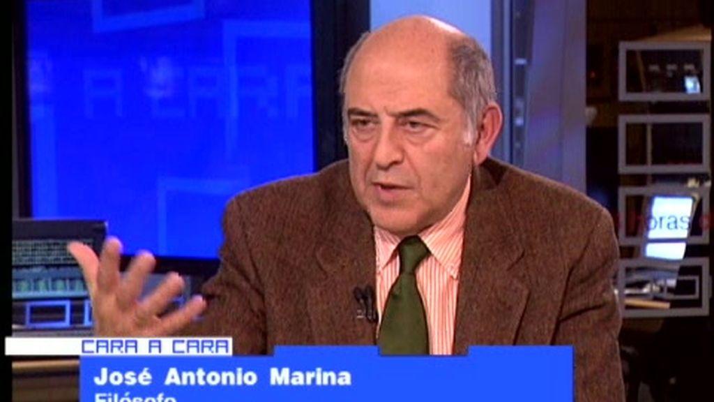 Cara a Cara con José Antonio Marina