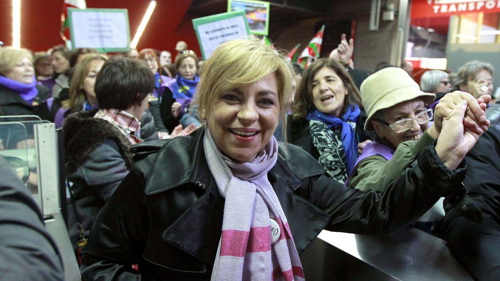 Elena Valenciano encabezará la lista del PSOE a las europeas