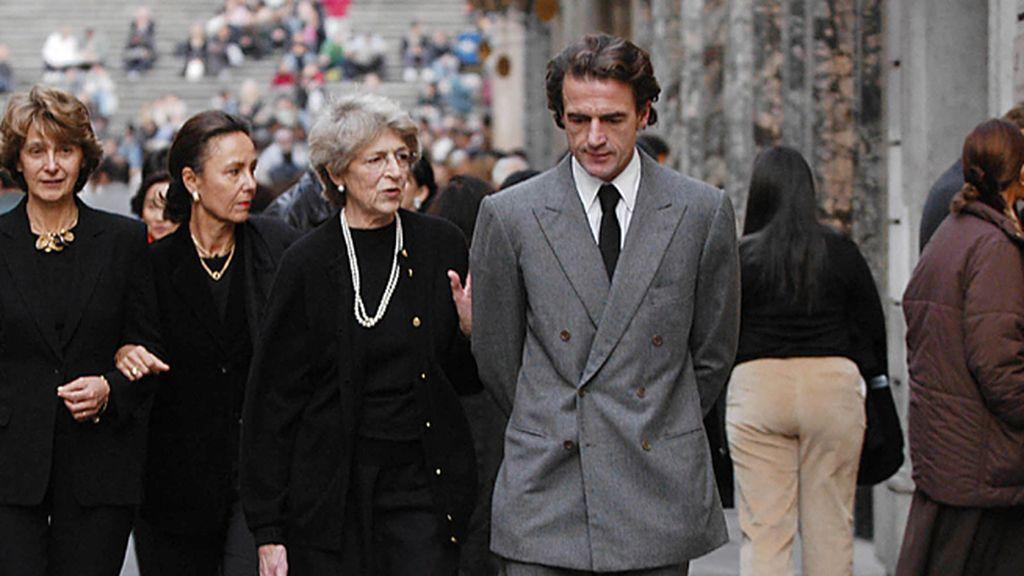 Fallece Sandra Torlonia, la madre del Conde Lequio