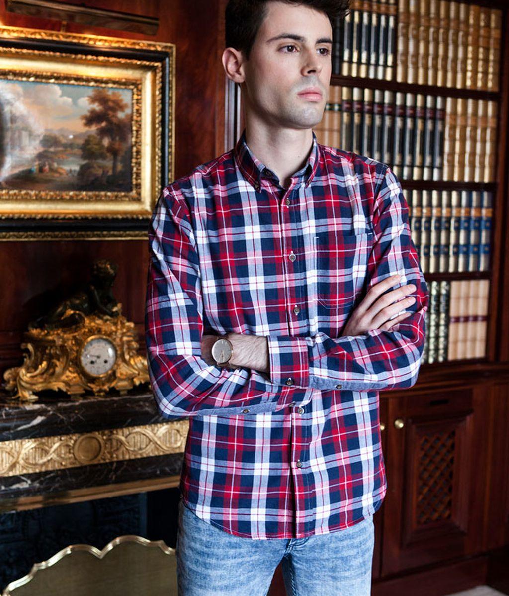 Nacho Aznar, el chico del grupo