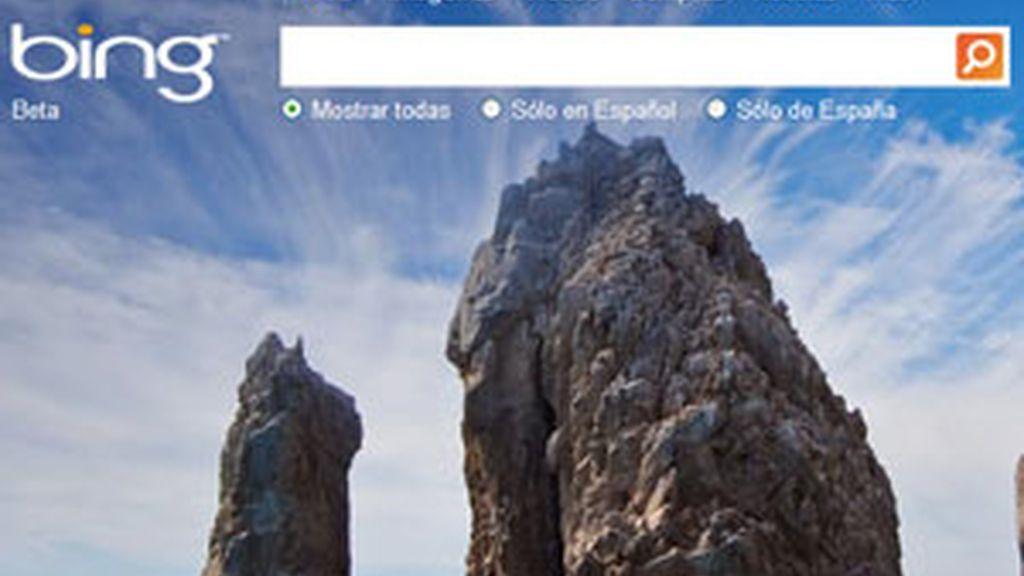 Bing busca hacerse un hueco en el país asiático FOTO: MISCROSOFT