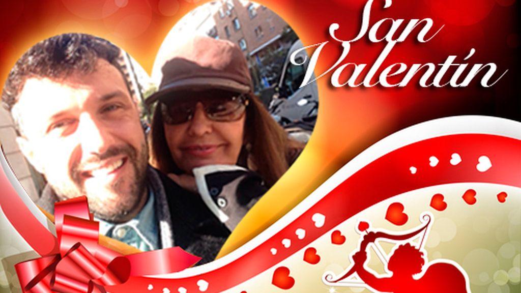 San Valentín Esperanza Gracia