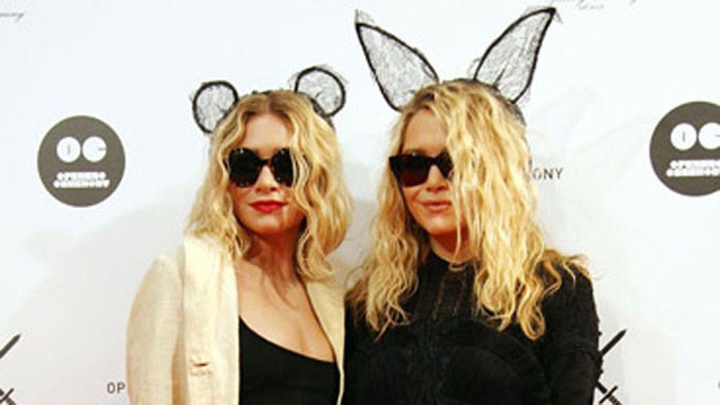 Las hermanas Olsen de Louis Vuitton