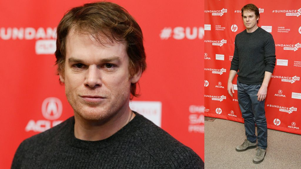 Michael C. Hall, protagonista de 'Dexter', en la presentación de 'Kill Your Darlings'
