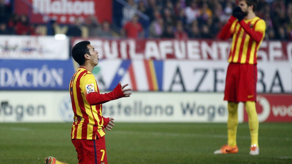 Atlético de Madrid - Barcelona