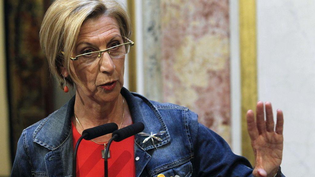Rosa Díesz, la líder de UPyD