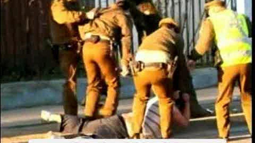 Violencia policial en Chile