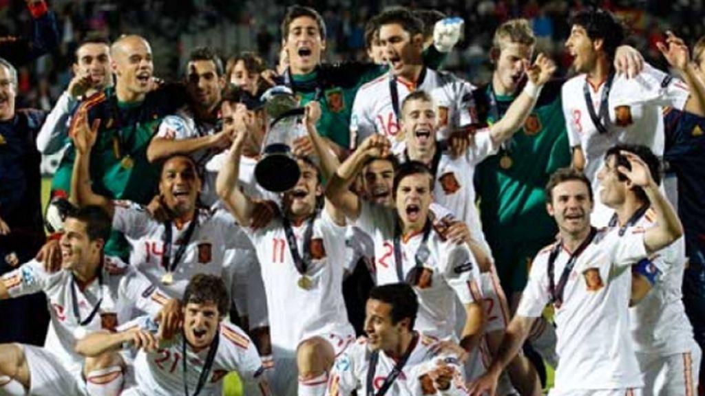 España, Campeona de Europa Sub 21