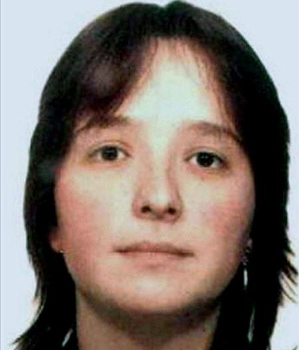"Imagen de la presunta etarra Ainhoa García Montero, alias ""Laia"". EFE/Archivo"
