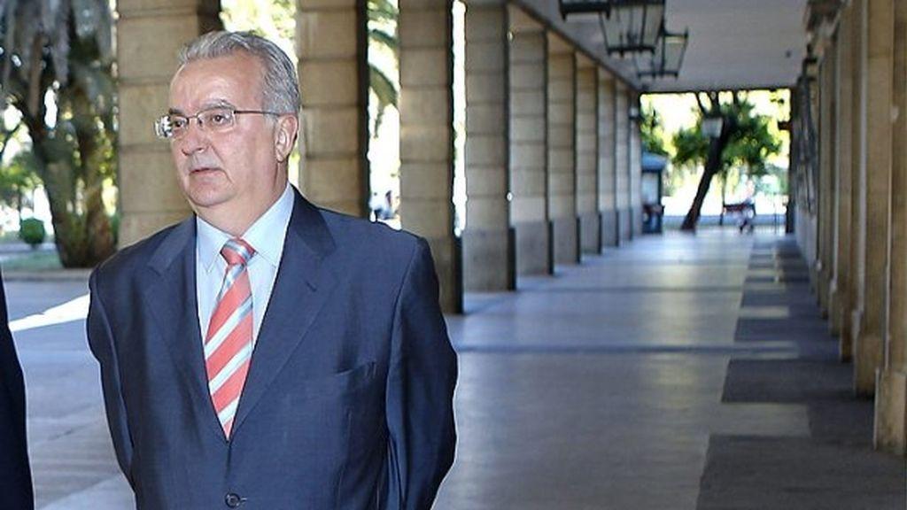 Antonio Fernández, exconsejero de Empleo